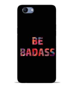 Be Bandass Oppo Realme 1 Mobile Cover