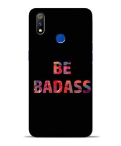 Be Bandass Oppo Realme 3 Pro Mobile Cover