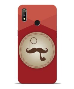 Beard Style Oppo Realme 3 Mobile Cover