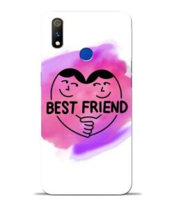 Best Friend Oppo Realme 3 Pro Mobile Cover