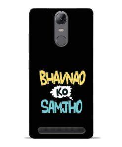 Bhavnao Ko Samjho Lenovo Vibe K5 Note Mobile Cover