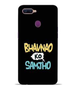 Bhavnao Ko Samjho Oppo F9 Pro Mobile Cover