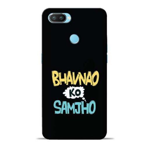 Bhavnao Ko Samjho Oppo Realme 2 Pro Mobile Cover