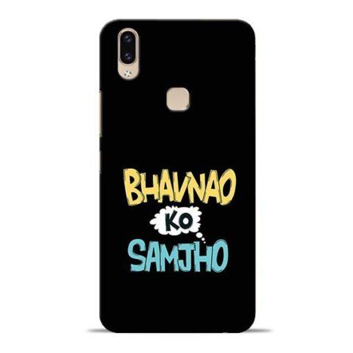 Bhavnao Ko Samjho Vivo V9 Mobile Cover
