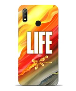 Colorful Life Oppo Realme 3 Mobile Cover