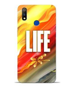 Colorful Life Oppo Realme 3 Pro Mobile Cover