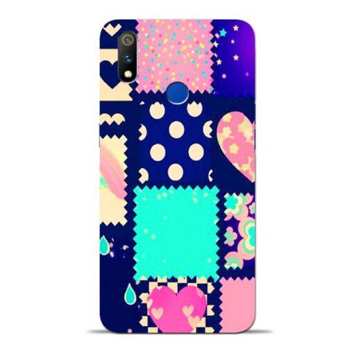 Cute Girly Oppo Realme 3 Pro Mobile Cover