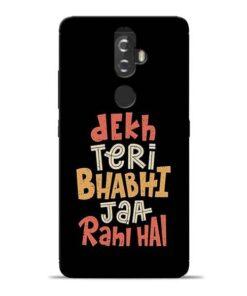 Dekh Teri Bhabhi Lenovo K8 Plus Mobile Cover