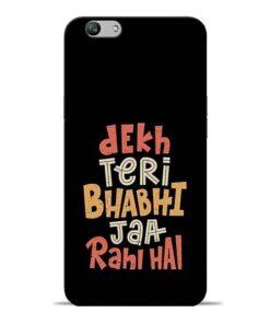Dekh Teri Bhabhi Oppo F1s Mobile Cover