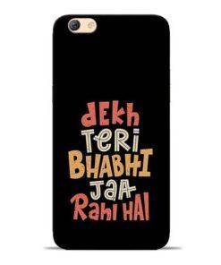 Dekh Teri Bhabhi Oppo F3 Mobile Cover