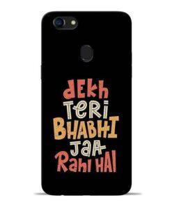 Dekh Teri Bhabhi Oppo F5 Mobile Cover