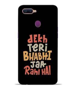 Dekh Teri Bhabhi Oppo F9 Pro Mobile Cover