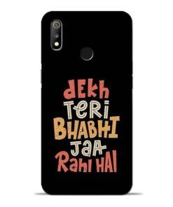 Dekh Teri Bhabhi Oppo Realme 3 Mobile Cover