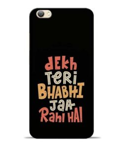 Dekh Teri Bhabhi Vivo V5s Mobile Cover