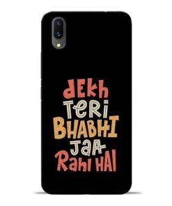 Dekh Teri Bhabhi Vivo X21 Mobile Cover