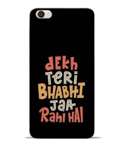 Dekh Teri Bhabhi Vivo Y55s Mobile Cover