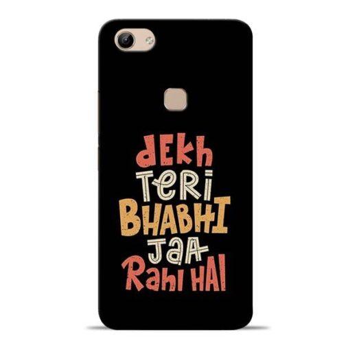 Dekh Teri Bhabhi Vivo Y81 Mobile Cover