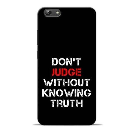 DonT Judge Vivo Y69 Mobile Cover