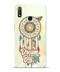 Dream Big Oppo Realme 3 Mobile Cover