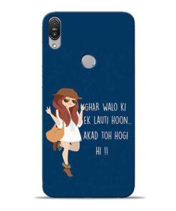 Ek Lauti Hoon Asus Zenfone Max Pro M1 Mobile Cover
