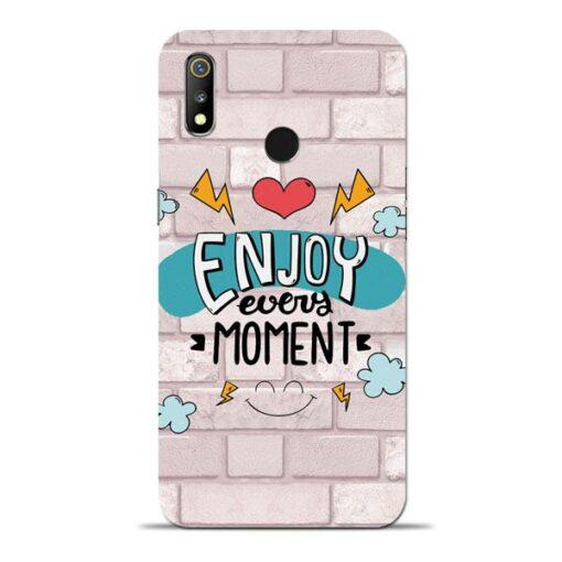 Enjoy Moment Oppo Realme 3 Mobile Cover