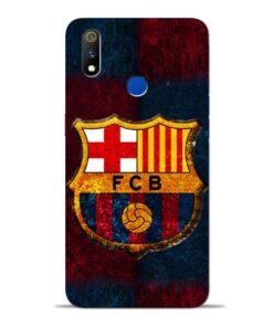 FC Barcelona Oppo Realme 3 Pro Mobile Cover