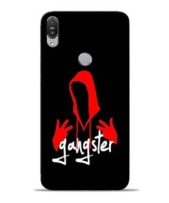 Gangster Hand Signs Asus Zenfone Max Pro M1 Mobile Cover