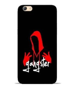 Gangster Hand Signs Oppo F3 Mobile Cover