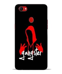 Gangster Hand Signs Oppo F7 Mobile Cover