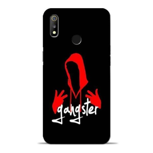 Gangster Hand Signs Oppo Realme 3 Mobile Cover