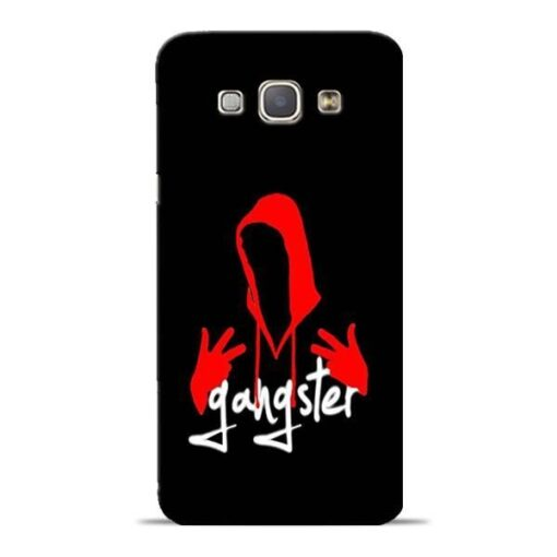 Gangster Hand Signs Samsung Galaxy A8 2015 Mobile Cover