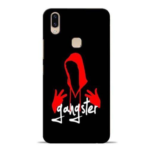 Gangster Hand Signs Vivo V9 Mobile Cover