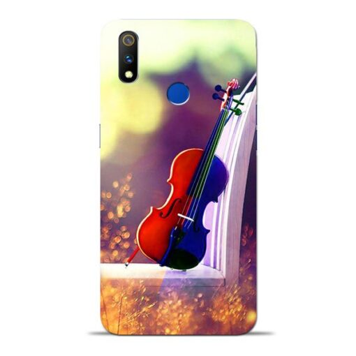 Guitar Oppo Realme 3 Pro Mobile Cover