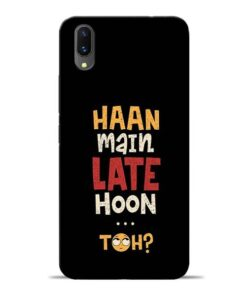 Haan Main Late Hoon Vivo X21 Mobile Cover
