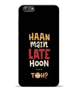 Haan Main Late Hoon Vivo Y69 Mobile Cover