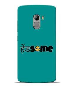 Handsome Smile Lenovo Vibe K4 Note Mobile Cover