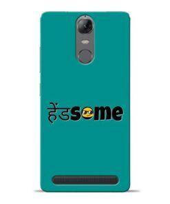 Handsome Smile Lenovo Vibe K5 Note Mobile Cover