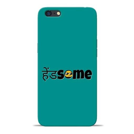 Handsome Smile Oppo A71 Mobile Cover