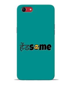 Handsome Smile Oppo A83 Mobile Cover