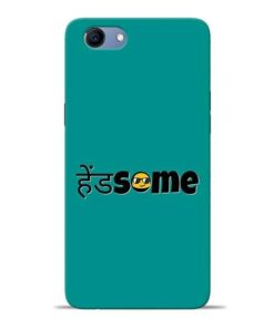 Handsome Smile Oppo Realme 1 Mobile Cover