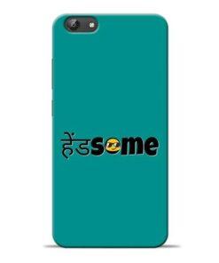 Handsome Smile Vivo Y66 Mobile Cover