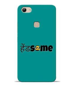 Handsome Smile Vivo Y83 Mobile Cover