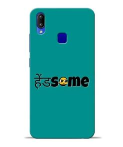 Handsome Smile Vivo Y91 Mobile Cover