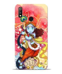 Hare Krishna Oppo Realme 3 Mobile Cover