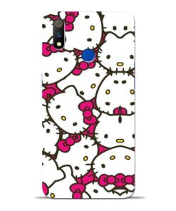 Hello Kitty Oppo Realme 3 Pro Mobile Cover