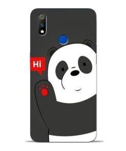 Hi Panda Oppo Realme 3 Pro Mobile Cover