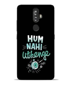 Hum Nahi Uthenge Lenovo K8 Plus Mobile Cover