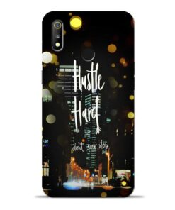 Hustle Hard Oppo Realme 3 Mobile Cover