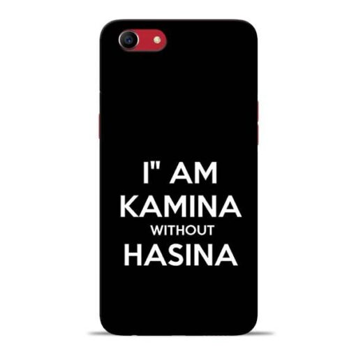 I Am Kamina Oppo A83 Mobile Cover