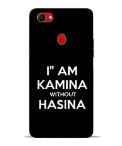 I Am Kamina Oppo F7 Mobile Cover
